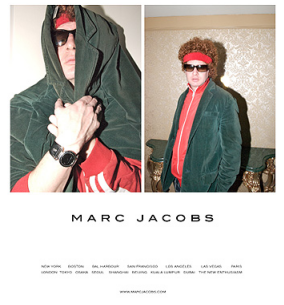 Marc Jacobs?